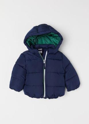 Распродам гардероб!  детская куртка еврозима h&m