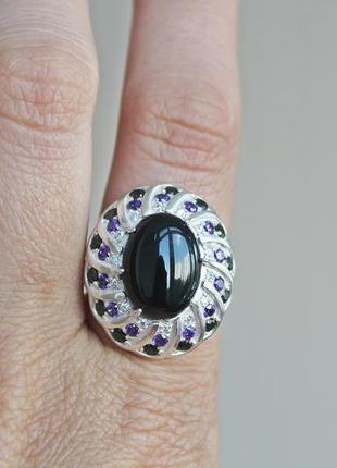 Серебряное кольцо варшава р.19