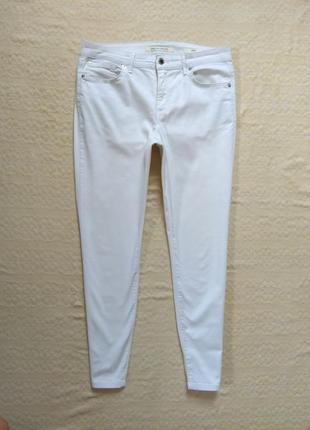 Стильные джинсы скинни jones new york, l размер.