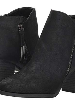 Ботинки на каблуке осень-весна бренд report