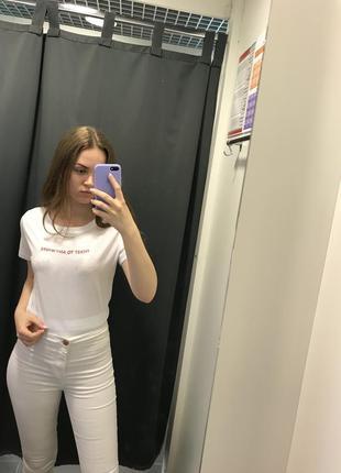Футболка блузка ostin2 фото