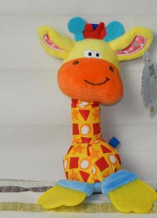 Жирафик  - погремушка для малыша