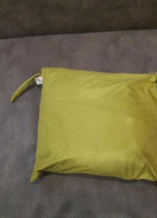 Бомбезная  ветровки дождевик с логотипом9 фото
