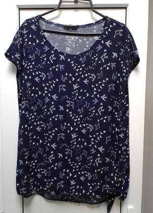 Легка вільна блуза