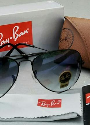 Ray ban aviator 3026 очки капли унисекс солнцезащитные стекло