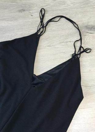Чёрное платье zara2 фото