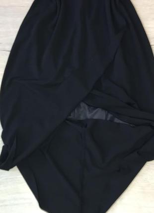 Чёрное платье zara3 фото
