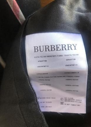 Классический тренч burberry оригинал новый!2 фото
