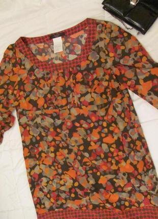 Шикарное платье шелк max mara
