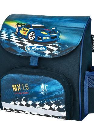 Рюкзак дошкольный herlitz pre mini softbag super racer ранец