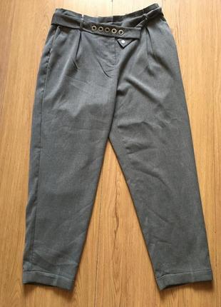 Стильные свободные брюки by very😻