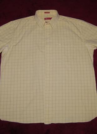 Натуральная мужская рубашка