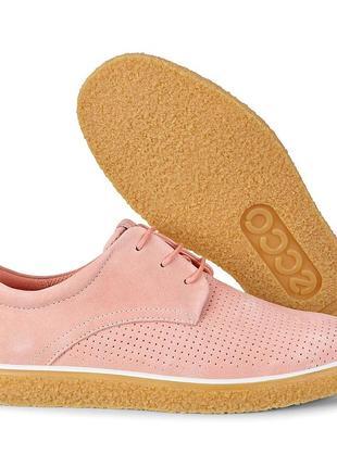 cf6f54b35 Розовые женские кеды Ecco 2019 - купить недорого вещи в интернет ...