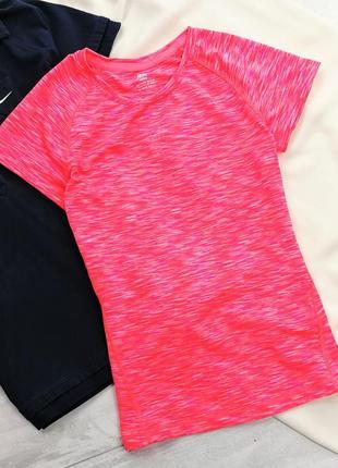Яркая спортивная футболка в173853 h&m размер xs