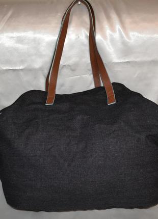 Красивая джинсовая сумка fabrizio2 фото