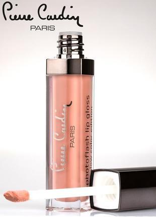 Pierre cardin photoflash lipgloss - жидкий блеск для губ - глубокое сияние