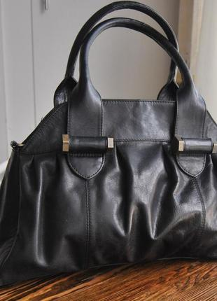8f6fa857b9d9 Большие женские кожаные сумки 2019 - купить недорого вещи в интернет ...