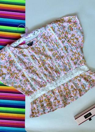 Кофта блузка topshop размер 8 цена 42-44 цена 99грн