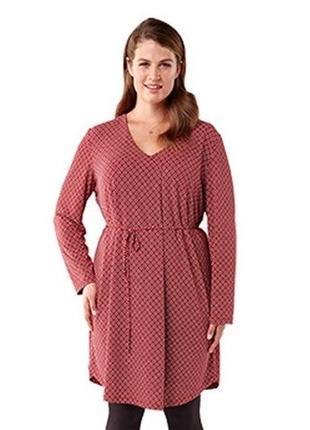 Туника- платье от тсм чибо (германия) размер 44 евро= 50-52