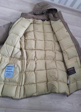 Woolrich пуховик пальто куртка зимняя оригинал2 фото