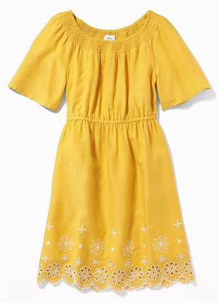 Супер плаття з вишивкою old navy, америка