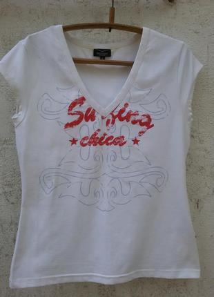 Стильная футболка venice beach activeweal