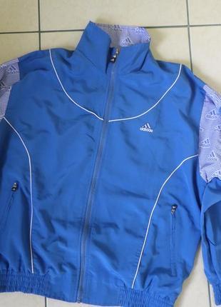 Adidas ветрівка куртка l-xl