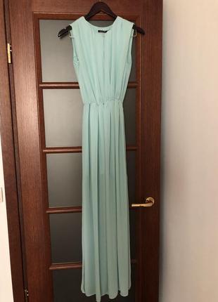 Невероятное платье massimo dutti1 фото