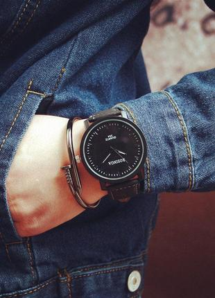Распродажа!!! качественные кварцевые наручные часы унисекс всего за 269 грн!
