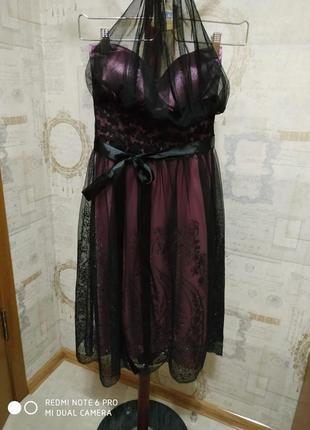 Продам вечерние платье 44 размер!