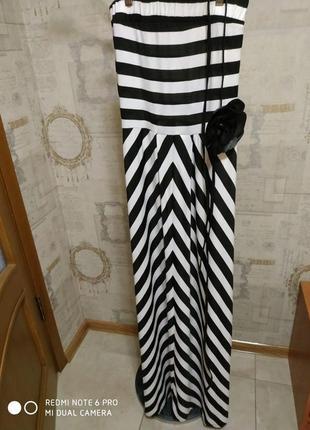 Продам летние платье в пол 46-48!