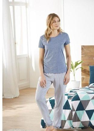 Пижама, домашний комплект esmara германия р. 42-44