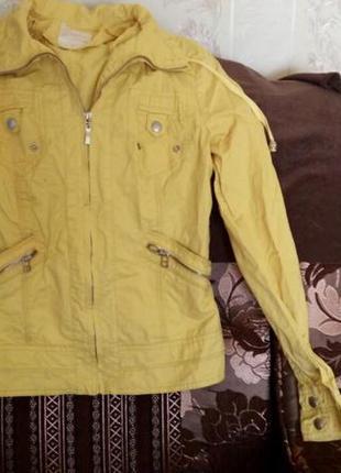 Легкая летняя курточка
