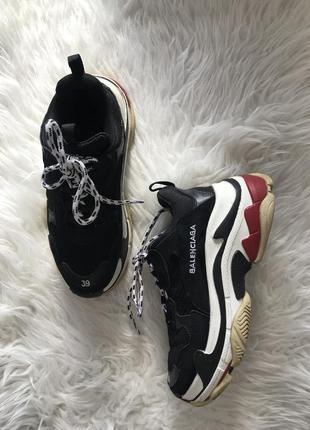 be926c8e Кроссовки Balenciaga женские 2019 - купить недорого вещи в интернет ...