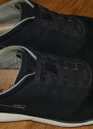 Кроссовки 43-43,5 р geox оригинал хорошее состояние10 фото