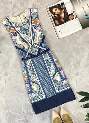 Шикарное платье оригинальной расцветки  dr1922021 oasis