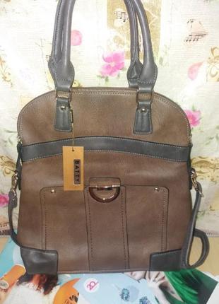 Вместительная сумка batty