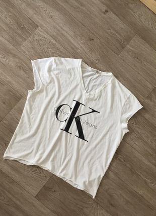 Calvin klein футболка m-l