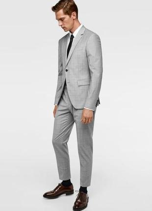 1b536fd3d34f2 Мужские костюмы Zara (Зара) 2019 - купить недорого вещи в интернет ...
