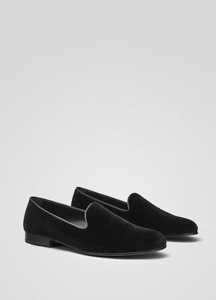 Шикарные мужские туфли massimo dutti
