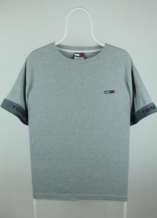 Оригинальная стильная футболка tommy hilfiger vintage t-shirt