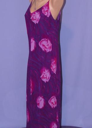 Красивый длинный сарафанчик 16 размера2 фото
