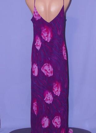 Красивый длинный сарафанчик 16 размера4 фото