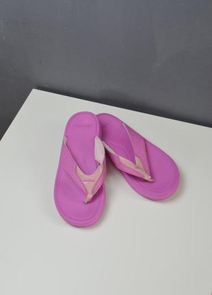 Крутые вьетнамки reebok flip flops