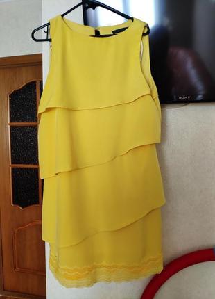 Очень красивое платье ,zara
