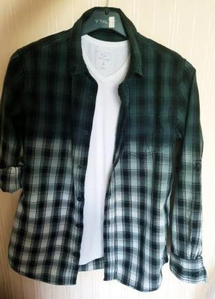 Рубашка + футболка waikiki