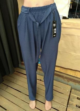 Женские летние лёгкие штаны из софта размеры с 44 по 624 фото