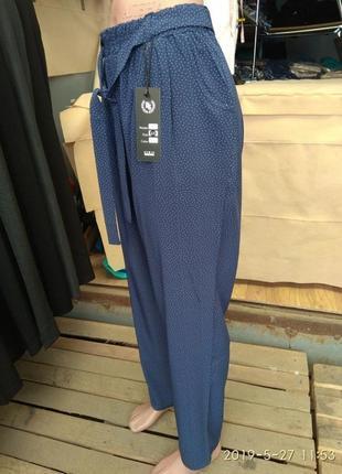Женские летние лёгкие штаны из софта размеры с 44 по 623 фото