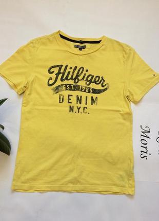 Стильная футболочка tommy helfiger