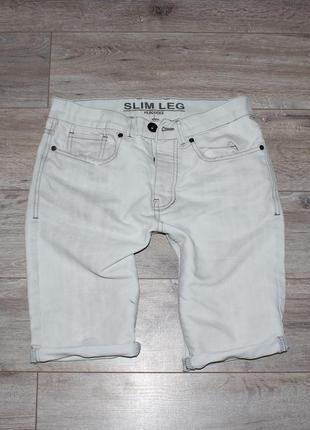Peacocs стильные джинсовые шорты